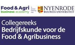 Collegereeks Bedrijfskunde voor de Food & Agribusiness