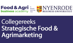 Collegereeks Strategische Food & Agrimarketing