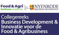 Collegereeks Business development en innovatie Food & Agribusiness